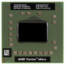 Процессор AMD Turion X2 Ultra Dual-Core ZM-80 2.1 ГГц Socket S1 (S1g1), Lion (Griffin), TDP 32W, Б/У