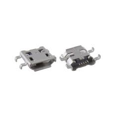 Разъем micro USB MU-25 5pin для ZTE N760, N855D, N880S, Lenovo A298, A530, S680
