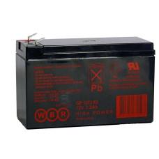 Аккумулятор для ИБП WBR GP1272 WBR, 12 В, 7 Ач