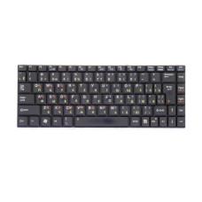 Клавиатура K022405E2 для ноутбука Fujitsu-Siemens Amilo Pro V2030, V2033, V2035, V2055, Русифицированная, цвет черный, Б/У