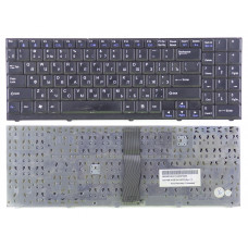 Клавиатура MP0375 для ноутбука LG LGW6 [черная], Б/У