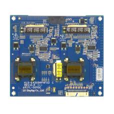 Драйвер LED LG KLS-E420DRPHF02 REV:0.5 (6917L-0095C), 2Ch для LG 42LM340T, 42LM3400 Б/У