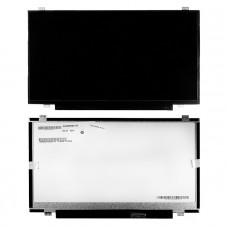 "Матрица для ноутбука 14.0"" N140FGE-LA2 C2, 1600x900, 40pin LED, slim, матовая"