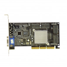 Видеокарта OEM NVIDIA GeForce 2 MX400 (GX-G2M4/32M) Б/У