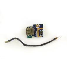 Плата BA-9206023A POWER + USB для Samsung R425 Б/У