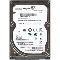 "HDD 2.5"" Seagate ST9500325AS, 500 Гб, SATA 3Gbit/s, 5400 об/мин, 8 Мб, Б/У"