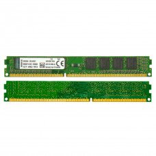Память DIMM DDR3 Kingston 4Gb, 1600 МГц (PC3-12800)
