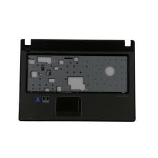 Верхняя часть корпуса 39.4GY01 для ноутбука Acer серебристая, Б/У, Есть дефекты