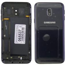 Задняя панель Samsung Galaxy J3 (2017) SM-J330F, черный