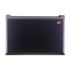 Крышка матрицы 13GNZT1AM011-2 для ноутбука Asus N53 темно-коричневая, Веб-камера, Б/У, Есть дефекты