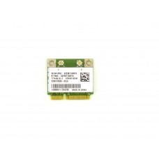 Беспроводной модуль Wi-Fi+Bluetooth BCM943142HM Broadcom mini PCI-E 2.4 / 5 ГГц 300 Мбит/с 802.11 b/g/n Bluetooth 4.0 для ноутбука, Б/У