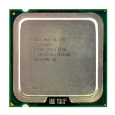Процессор Intel Intel Celeron 430 1.8GHz Socket LGA775, C/T 1/1, Conroe, TDP 35W, Б/У