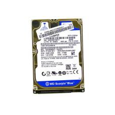 "Жесткий диск 2.5"" Western Digital WD3200BPVT, 320 Гб, SATA 3Gbit/s, 5400 об/мин, 8 Мб, Б/У"