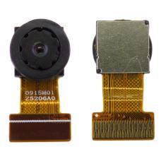 Камера тыловая для смартфона ZTE Blade L8, шлейф в комплекте Original, Б/У