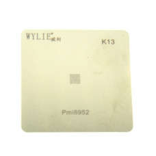 Трафарет BGA WYLIE K13 для PM8956